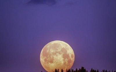 Full Snow Moon Ritual