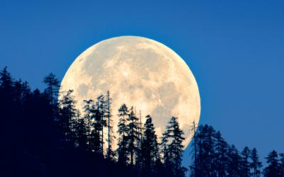 Full Moon of Winds Ritual