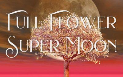 Full Flower SuperMoon