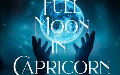 Full Moon in Capricorn Ritual
